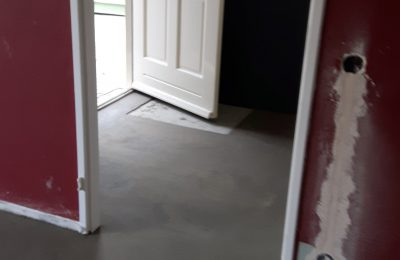Cementdekvloer Panningen