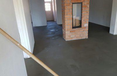 Cementdekvloer Roggel