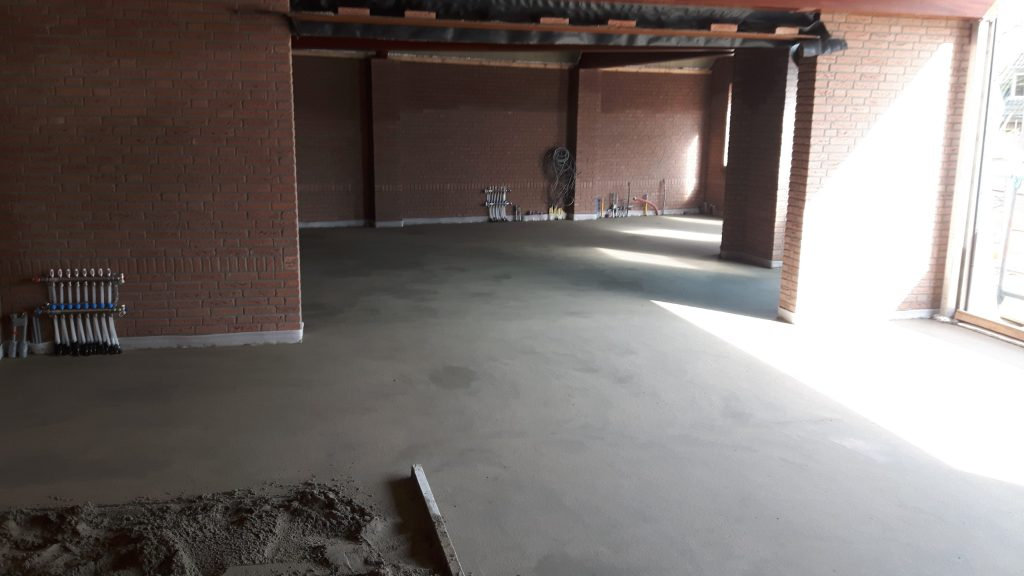 cementdekvloer maarheeze