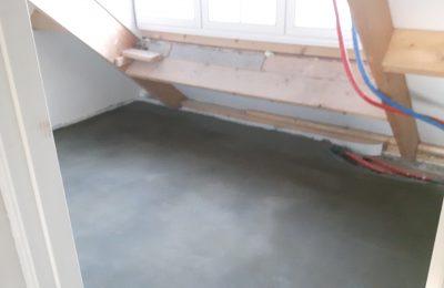 Cementdekvloer Asten