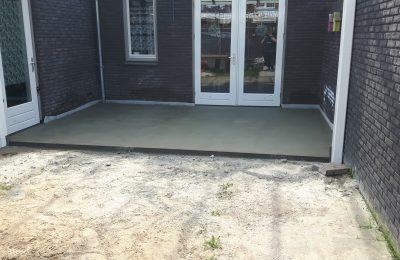 Cementdekvloer Someren