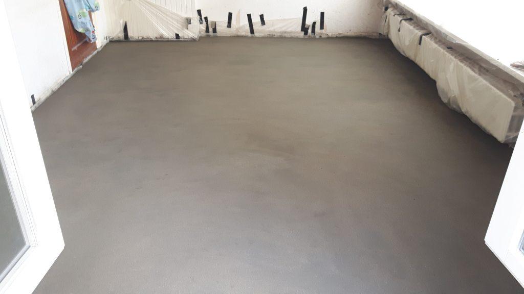 cementdekvloer stamproy