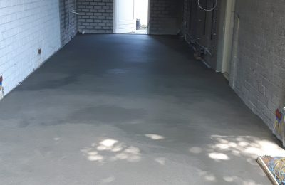 Cementdekvloer Nuenen